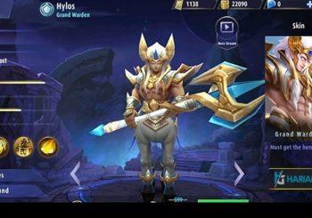 Inilah Hylos Hero Tank Baru Mobile Legends