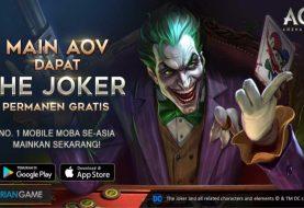 AOV Menghadirkan Event Main AOV Dapat Joker Permanen Gratis