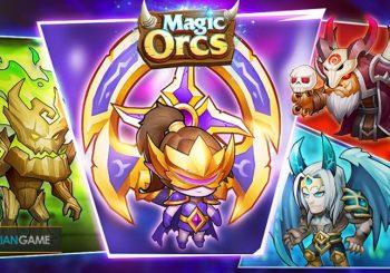 Inilah Penampilan Game Mobile RPG Magic Orcs Yang Akan Hadir Bulan Depan