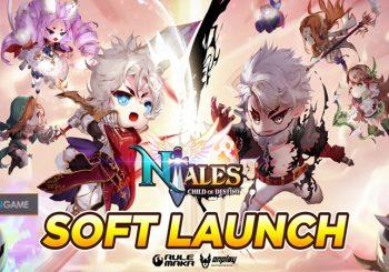 Game Mobile MMORPG NTales: Child of Destiny Akan Dirilis Untuk Asia Tenggara