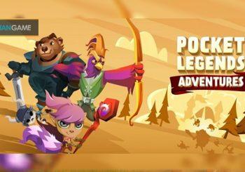 Spacetime Studio Resmi Mengumumkan Game Mobile Multiplayer Pocket Legends Adventures