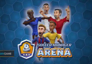 Ini Tanggapan Audrey Female Fighters Untuk Game Mobile Soccer Manager Arena SEA