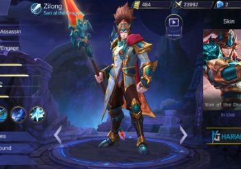 Guide Hero Zilong Mobile Legends