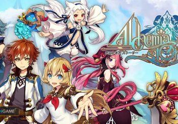 Inilah Penampilan Game Mobile JRPG Alchemia Story Yang Baru Resmi Diluncurkan
