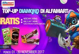 Beli Diamond Mobile Legends Di Alfamart Bisa Langsung Dapat Hadiah