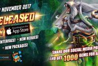 Game Mobile Battle of Heroes Kini Sudah Hadir Untuk iOS Dan Menghadirkan Event Giveaway iPhone 7