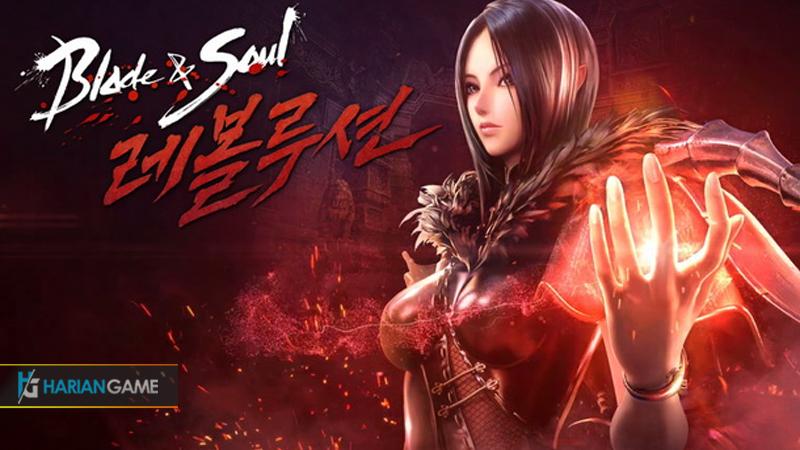 Game Mobile MMORPG Blade & Soul Revolution Sudah Diumumkan Netmarble