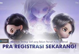 Pra Registrasi Game Mobile RPG Terbaru Netmarble Yang Berjudul Destiny6 Sudah Resmi Dibuka