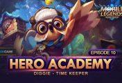 Review Hero Baru Diggie Mobile Legends