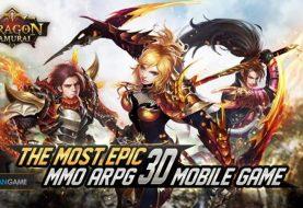 Dragon Samurai Uprising Game Mobile 3D ARPG Yang Unik Kini Sudah Hadir Di Indonesia