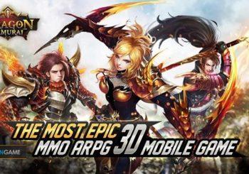 Game Mobile MMORPG Dragon Samurai Kini Sudah Resmi Dirilis