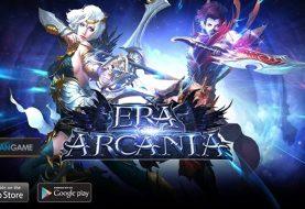 Era of Arcania Game Mobile MMORPG Dengan Grafis Fantastis Kini Sudah Resmi Dirilis