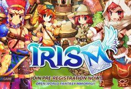 Lytomobi Sudah Membuka Pra-Registrasi Open-World Game Mobile MMORPG Iris M