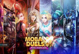 Inilah Game Mobile Gabungan yang Inovatif Dari CCG dan MOBA Berjudul MOBA Duels
