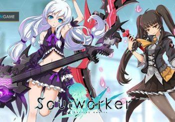 Game Mobile MMORPG SoulWorker Kini Membuka Tahap Beta