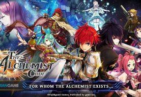 Kini Game Mobile JRPG The Alchemist Code Sudah Resmi Dirilis Secara Global