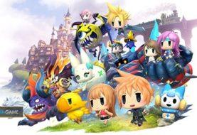 Game Mobile World of Final Fantasy Sudah Resmi Diumumkan