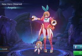 Review Hero Support Terbaru Angela Mobile Legends
