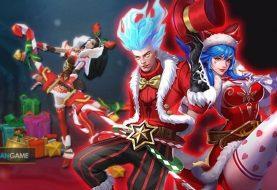 Inilah Perubahan Skill Setiap Hero Pada Event Christmas Mode Mobile Legends