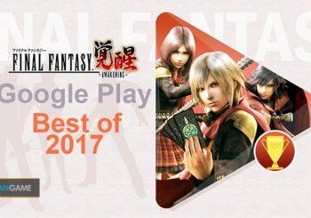 Google Play Menobatkan Game Mobile Final Fantasy Awakening Sebagai Game Terbaik Tahun Ini