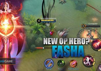 Review Hero Mage Baru Fasha Mobile Legends