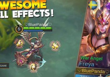 Inilah Penampilan Skin Epic Terbaru Freya Mobile Legends