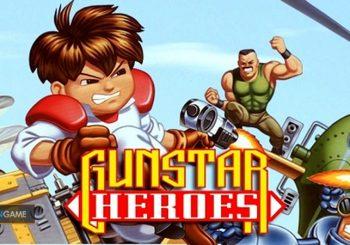 Game Mobile Gunstar Heroes Gamenya Zaman Old Sega Kini Sudah Resmi Dirilis