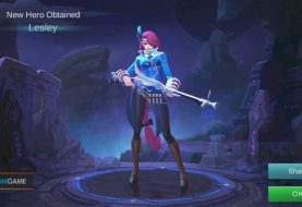Review Hero Marksman Baru Lesley Mobile Legends