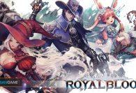 Inilah Royal Blood Game Mobile MMORPG Dengan Grafis Yang Keren