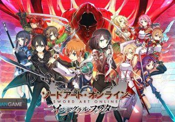 Game Mobile MMORPG Sword Art Online: Integral Factor Sudah Resmi Dirilis