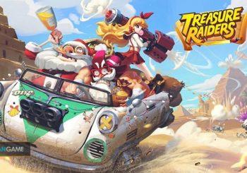 Inilah Video Gameplay Dari Game Mobile Treasure Raiders