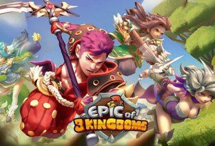 Game Mobile RPG Epic of 3 Kingdoms Siap Dirilis di Indonesia