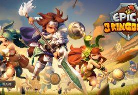 Inilah Game Mobile RPG Epic of 3 Kingdoms Yang Akan Segera Rilis Di Indonesia