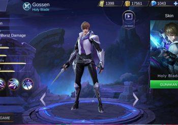 Belum Sempat Rilis Hero Assassin Baru Gossen Mobile Legends Sudah mengalami Rework Skill Karena Terlalu Imba!