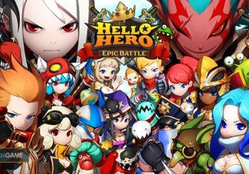 Game Mobile Hello Hero: Epic Battle Kini Sudah Membuka Tahap Pra-Registrasi