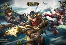 Game MOBA Heroes Evolved Analog Dengan Fitur Yang Berbeda