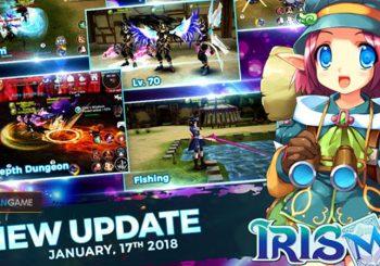 Update Terbaru Game Iris M Banyak Menambahkan Fitur Baru