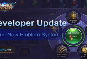 Mobile Legends Memperkenalkan Update Sistem Emblem Baru