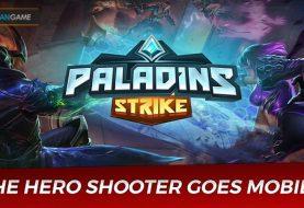 Game MOBA Paladins Strike Dipastikan Rilis Awal Tahun 2018