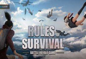 Tips Dan trick Bertahan Agar Menjadi Juara Di Rules of Survival