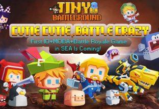 Tiny Battleground Game Mobile Yang Bergenre IO, MOBA Dan Battle Royale Akan Segera Dirilis Untuk Asia Tenggara
