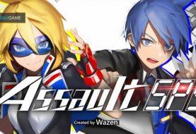 Game Action Bergaya Anime Assault Spy Resmi Diumumkan Untuk PC