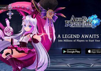 Game Mobile MMORPG Yang Berjudul Aura Kingdom Mobile Akan Dirilis Secara Global Sebentar Lagi
