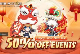 Game Mobile Crisis Action Menggelar Event Happy Lunar New Year