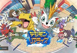 Inilah Erismon Digimon Baru Di Game Mobile Digimon ReArise