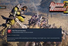 Game Dynasty Warriors 9 Banyak Dibanjiri Review Negatif Disteam
