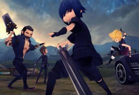 Game Mobile Final Fantasy XV: Pocket Edition Kini Sudah Resmi Dirilis