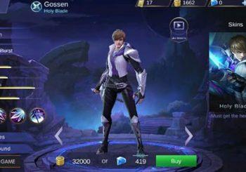 Inilah Review Hero Baru Gossen Mobile Legends