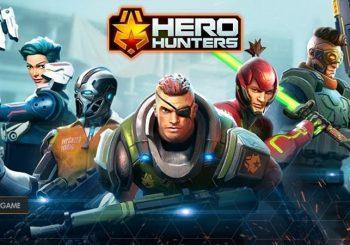 Inilah Game Mobile Hero Hunters Dengan Grafis Yang Keren Mirip Overwatch