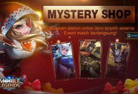 Kini Mobile Legends Kembali Menghadirkan Event Mystery Shop